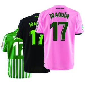 Jerseys Camiseta Third-Customize Joaquin-Andres Real-Betis Home Guardado Tees Away Name-Number
