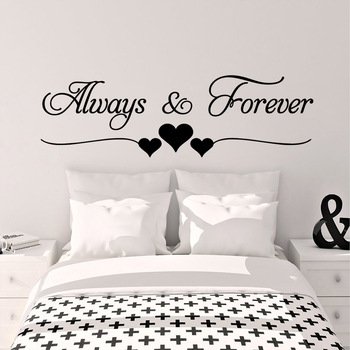 Romantic Wall Art Home Decoration Stickers