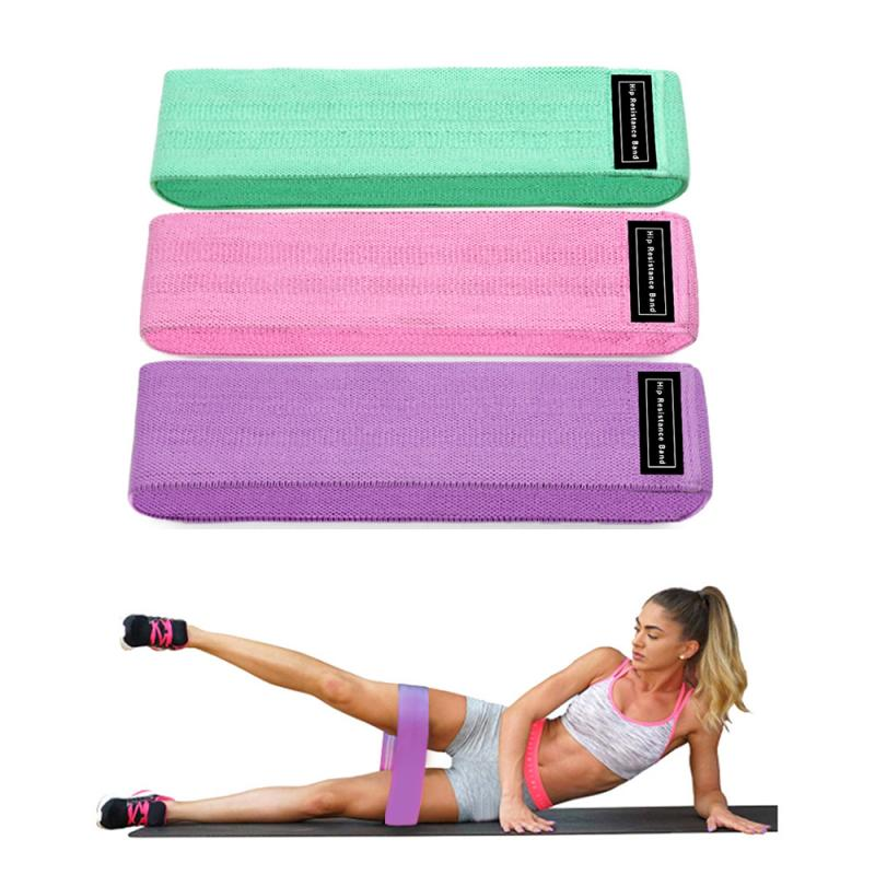 Suitable For Gymnastics Yoga Exercise Leg And Hip Resistance Band Sports Belt Fitness Belt Yoga Streth Fitness Gear PTCS