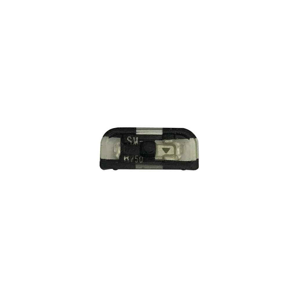 Reemplazo del botón frontal para Samsung Galaxy Gear S SM-R750 R750A R750T R750P piezas de reparación del reloj