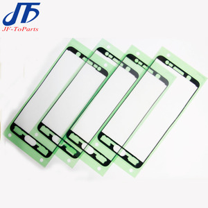 Image 2 - 10Pcs กาวสติกเกอร์สำหรับ Samsung J330 J530 J730 2017 /J320 J510 J710 2016 /J300 J500 J700 2015 LCD กรอบเทป Pre Cut กาว