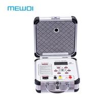 MEWOI-JT2671-2500V Digital Megohmmeter,insulation resistance tester smart sensor ar3123 250 500 1000 2500v megger insulation earth ground resistance tester megohmmeter voltmeter tester