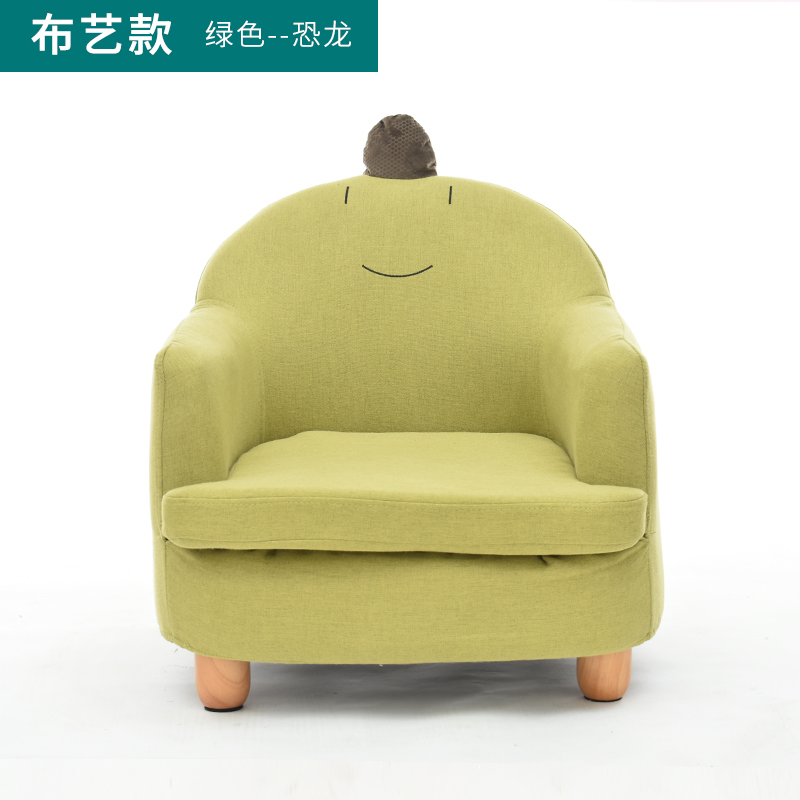 Nordic Child Sofa Seat Girl Princess Baby Sofa Chair Lovely  Reading Cartoon  Kids Chair Baby Seats Sofa