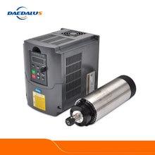 Daedalus 800W Kit motore mandrino 0.8KW CNC Router mandrino ER11 motore di fresatura 1.5KW 220V convertitore Inverter VFD per incisore CNC