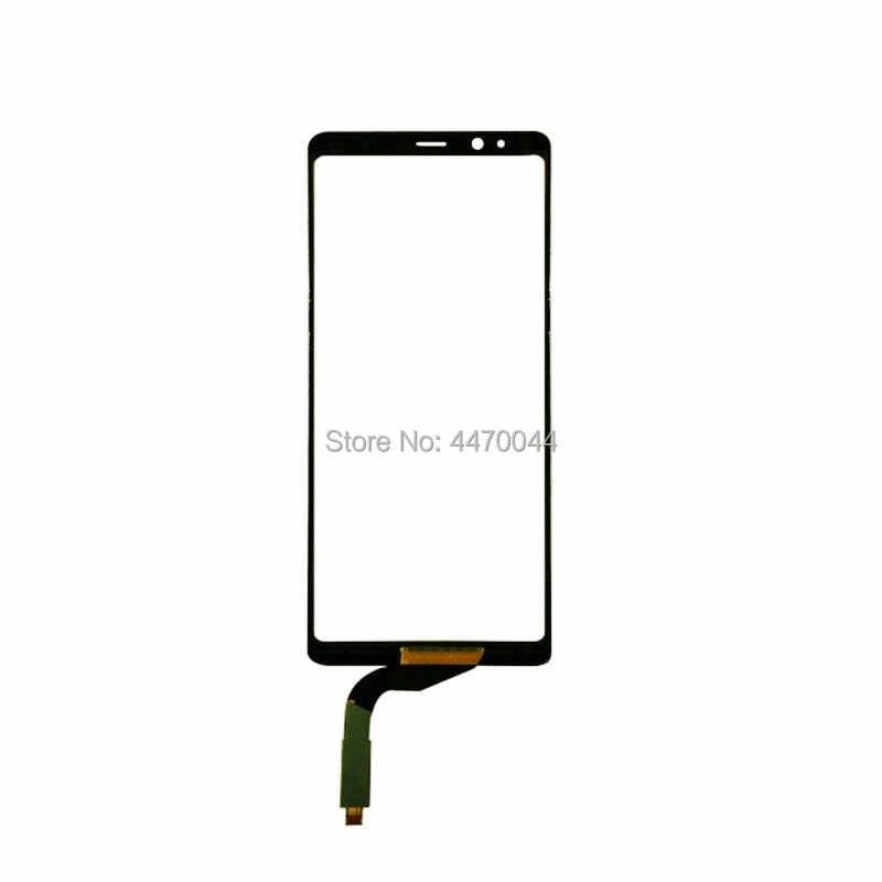 OEM جديد محول الأرقام بشاشة تعمل بلمس الزجاج الاستشعار عدسة لوحة لسامسونج غالاكسي ملاحظة 8 LCD شاشة اللمس وظيفة مشكلة استبدال