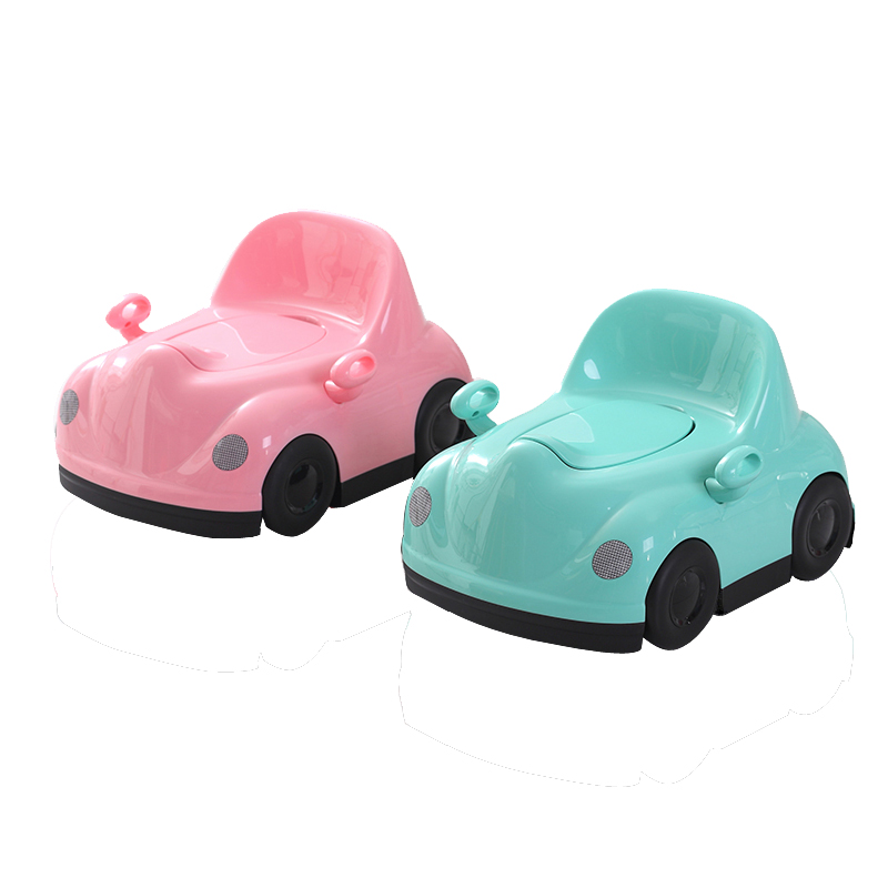 Baby Infant Potty Chair Car Shape Child Toilet Training Seat Travel Children's Pot Portable Potty Toilet