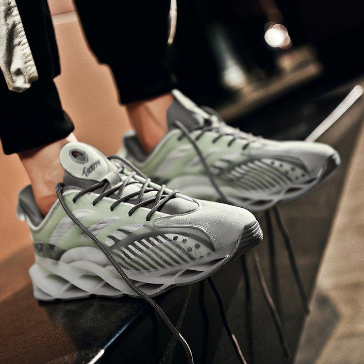 Homem velho pai sapatos para homem novo respirável fundo grosso aumento casual esportes tênis masculino streetwear luxo chunky sapatos