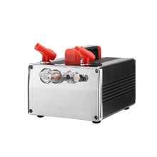 OPHIR Portable Mini Air Compressor for Airbrushing Hobby Model Painting Body Art Tattoo Car Painting Airbrush Compressor AC061B