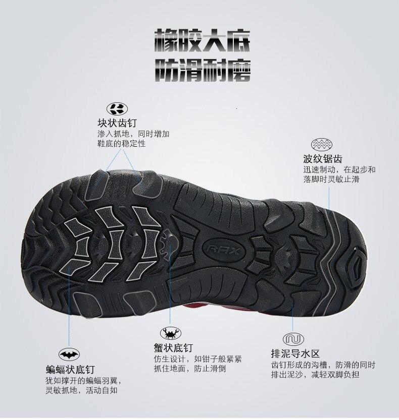 ar livre esportes sandálias sapatos masculinos tênis