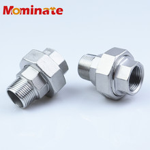 1Pcs Stainless Steel 304 BSPT 1/4'