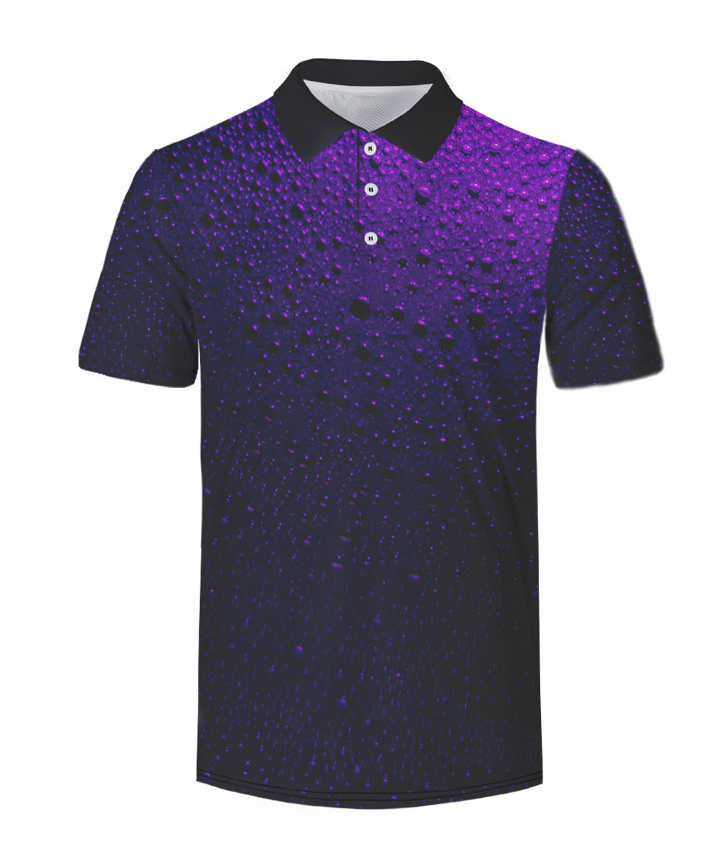 WAMNI 3D Polo Shirt Sport Wear Tennis T Shirt Turn-down Collar  Male Abstract Harajuku High Quality Polo Fashion Leisure T Shirt