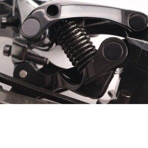 Image 4 - Shimano Dura Ace R9100 RD R9100 piezas de bicicleta de carretera, desviador trasero de 11 velocidades SS Original R9100