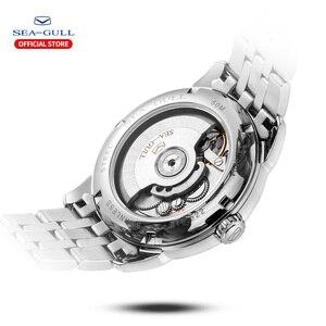Image 3 - Seagull mechanical watch 40mm high quality watch automatic mens business watch waterproof mechanical watch 816.522