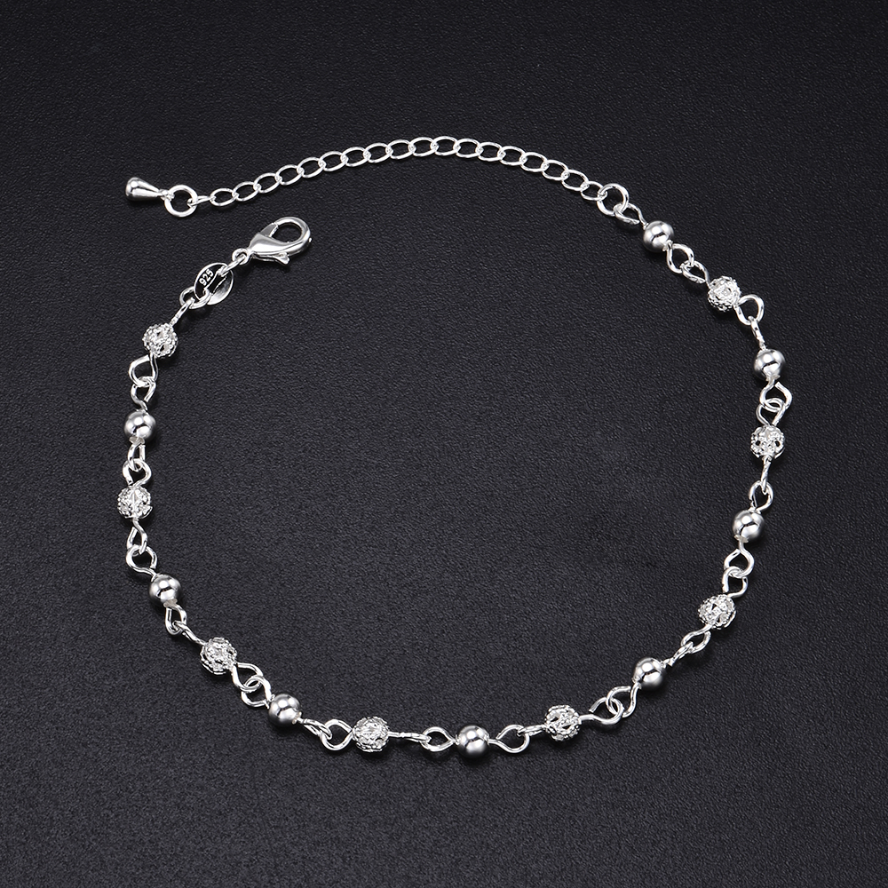 Summer Style Beach Anklets Beads Ankle Chains Foot Chain Jewelry Anklets Foot Bracelets For Women Gift