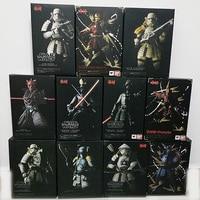 Star Wars Samurai Taisho Boba Darth Maul Vader Ashigaru Taikoyaku Akazonae Teppo Ahigaru Yumiashigaru Koutetsu Figures