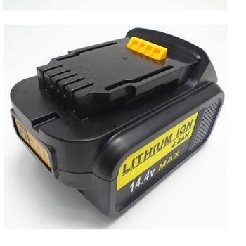 14.4VC 3000mAh/4000mAh Li-ion power tool battery for Dewalt DCB140-XJ, DCB140,DCD735L2,DCF835C2,DCF835L2,DCL030 XR,DCD936L2