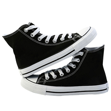 Canvas Shoes Customize Pattern For Women And Man Causal High