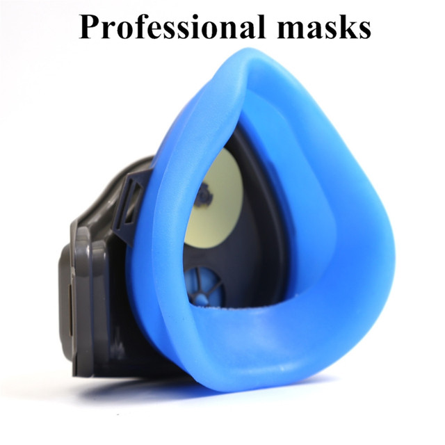 Personal protective equipment 3700 3701 disposable filter pad cotton dustproof  Wholesale reusable protective mouth face masks 1