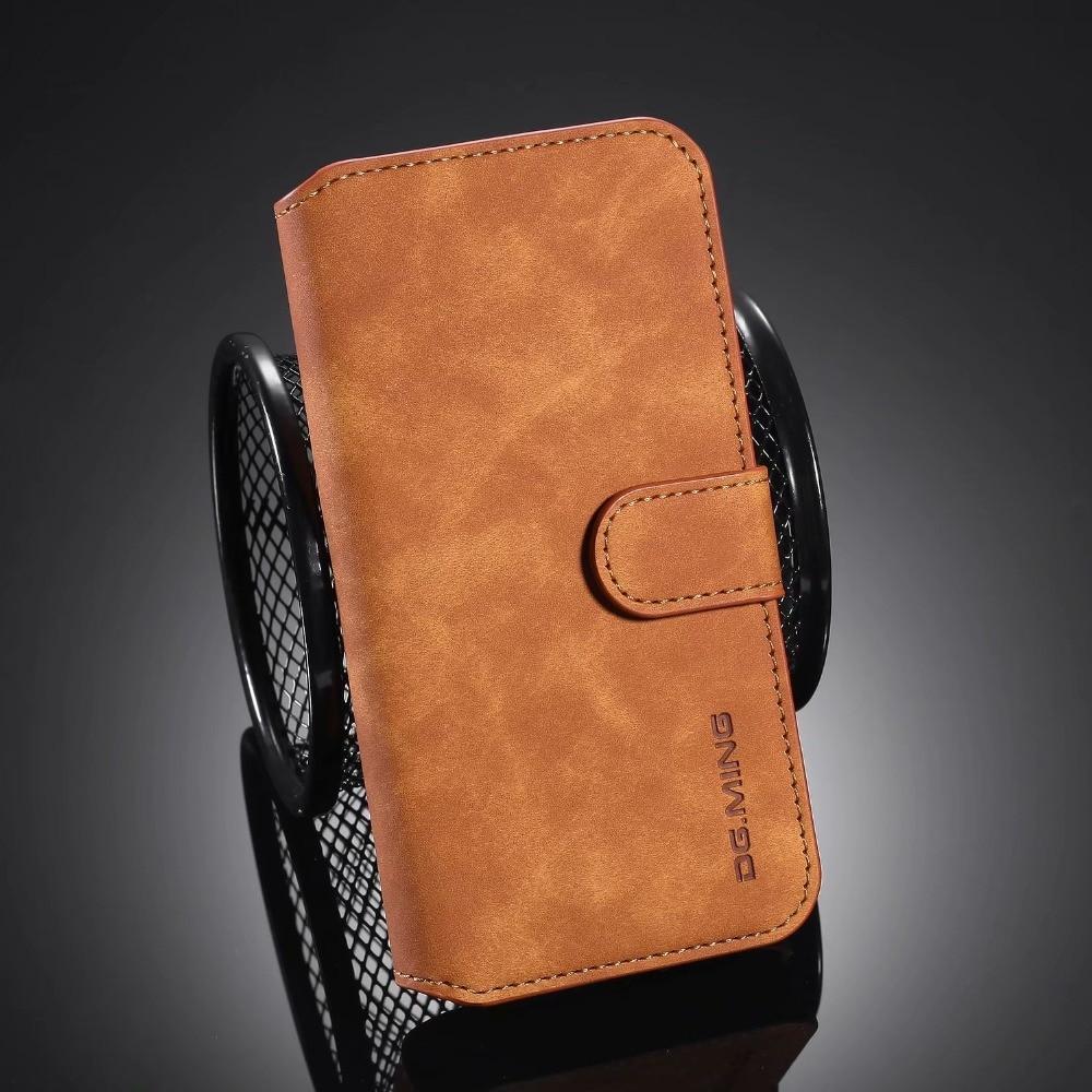 Premium Leather Flip Wallet Case for iPhone 11/11 Pro/11 Pro Max 15