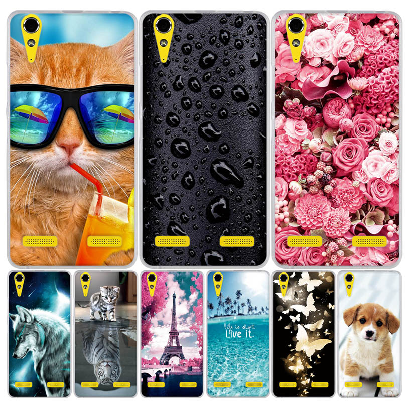 Silicon Phone Case for <font><b>Lenovo</b></font> A6010 Plus & A6000 Case for <font><b>Lenovo</b></font> A1000 A1010 A2010 Case for <font><b>Lenovo</b></font> <font><b>S60</b></font> P70 S1 lite Case Cover image