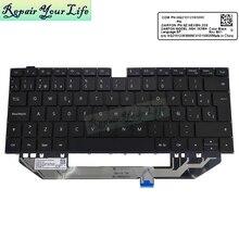 Spanisch Tastatur für Huawei MateBook X PRO 2019 Linux Latin Notebook Tastaturen SP LA ES Euro EU Fit MACH-W19 W19C w29BL W19L Neue