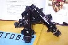 20 zoll BMX vorne HUB lager HUB breite 100MM aluminium legierung 36 loch HUB BMXwheels zubehör