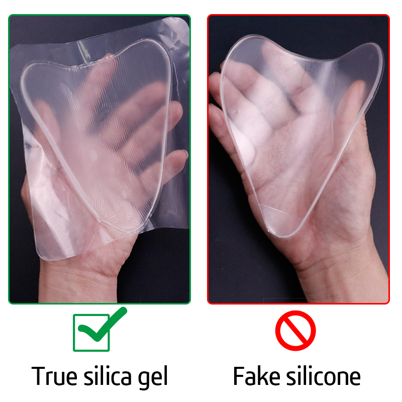 1PCS Anti Wrinkle Eye Face Pad Silicone Anti-wrinkle 100% Medical Grade Reusable Invisible Pads Eliminate Prevent Chest Wrinkle 5