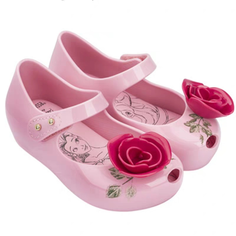 Butterfly Mini Melissa Parent company Bow Princess Shoe Girls Toddler 7 8 9 10
