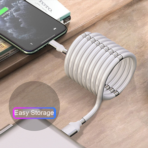 Fast 2A USB Magic rope cable f