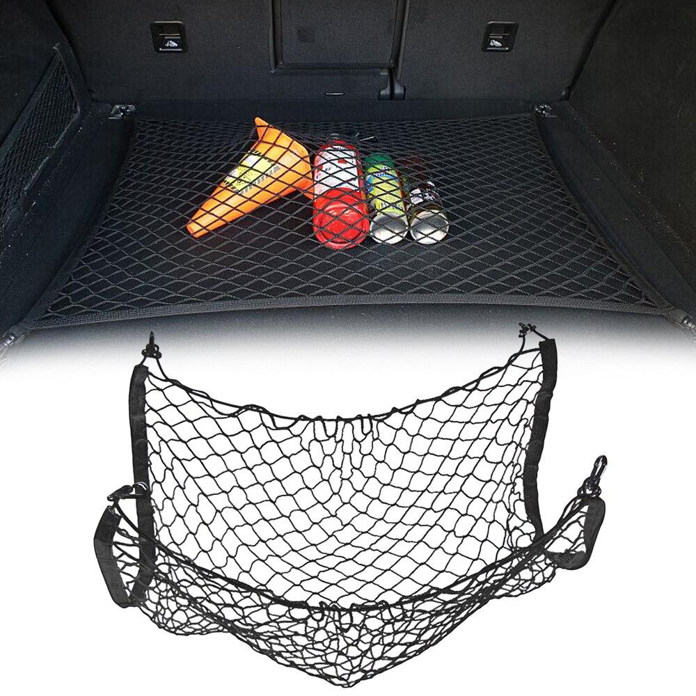 Автомобильный багажник сетка грузовой Чемодан багажник для Audi A4 B5 B6 B8 A6 C5 C6 A3 A5 Q3 Q5 Q7 BMW E46 E39 E90 E36 E60 E34 E30 F30 F10