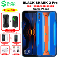 Global Version Xiaomi Black Shark 2 Pro LTE 4G Game Phone 6.39 6G/8G 128GB/256GB Snapdragon855+ 48MP 4000mAh Android Smartphone