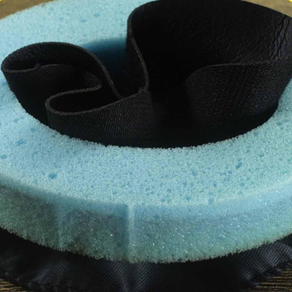 オーバルイヤホン耳クッションヘッドセットイヤーマフレザーヘッドフォンカバーイヤーパッド耳パッド耳カップ交換カバースポンジケース