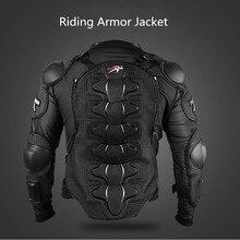 Motocicleta de corrida corpo armadura motocross jaqueta de proteção de segurança fora de estrada roupas peito spine protector engrenagem HX-P13