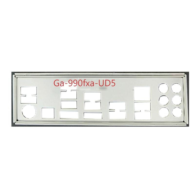 I/O Baffle Shield Back Plate For Gigabyte Ga-990fxa-UD5 / Ga-H55M-S2V Rear Panel Of Chassic Motherboard IO Bracket IO Baffle
