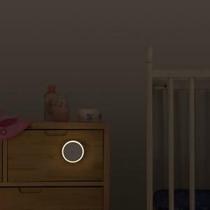 Image 4 - Xiaomi Norma Mijia Sensore di Luce di Notte Della Lampada Luminosità Regolabile A Infrarossi Photosensit di Controllo Auto Sensore Per Mi casa Intelligente