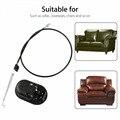 Металлический диван кресло релиз ручка давление бар тяга кабель стул переключатель провода JA55