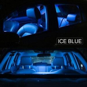 Image 5 - 16x branco canbus acessórios do carro led interior lâmpadas kit para 2000 2004 chrysler 300m mapa cúpula tronco porta placa lâmpada