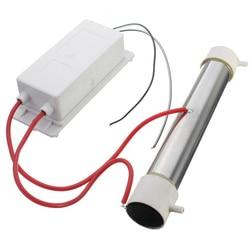 3G Generator ozonu 220V oczyszczacz powietrza ozonu sterylizator ze stali nierdzewnej rura kwarcowa Ozonator powietrza maszyna do wody w Nawilżacze powietrza od AGD na