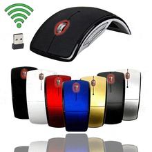 Wireless Mouse 2 4G Computer Mouse Foldable Folding Optical Mice USB Receiver for Laptop PC Computer Desktop Office Mouse Mice cheap centechia 2 4Ghz Wireless 1200 Opto-electronic Mini Trackballs Battery Feb-14 Right Dropshipping Fast Shipping