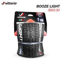 1 Piece VITTORIA BOOZE Light Gravity 26 Inches MTB Bike Tire Graphene 26X2.30 Anti Puncture Mountain Bike Foldable Tires
