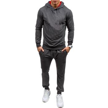 New style Spring and summer sportswear hoodie sportswear set fashion men hoodie sportswear set jogging Sports and Leisure set фото
