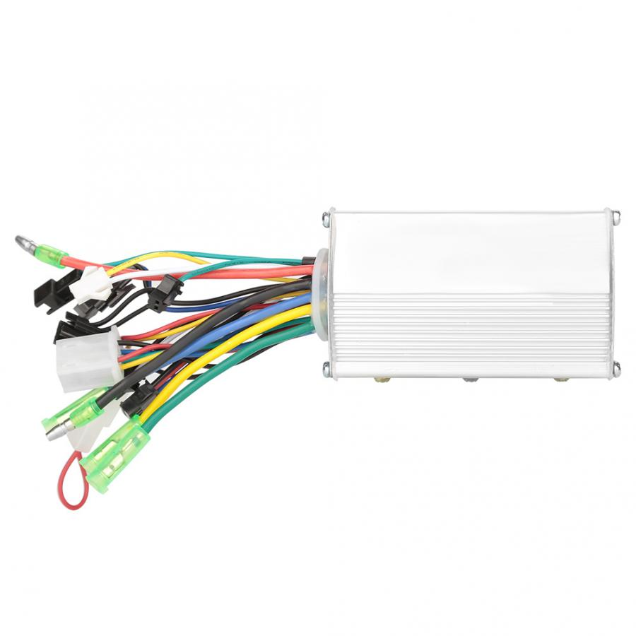 Electric Bike Controller 36V/48V 250W 350W Brushless Motor Controller for Electric Bicycle Scooter E-bike Motor e-bike parts hot