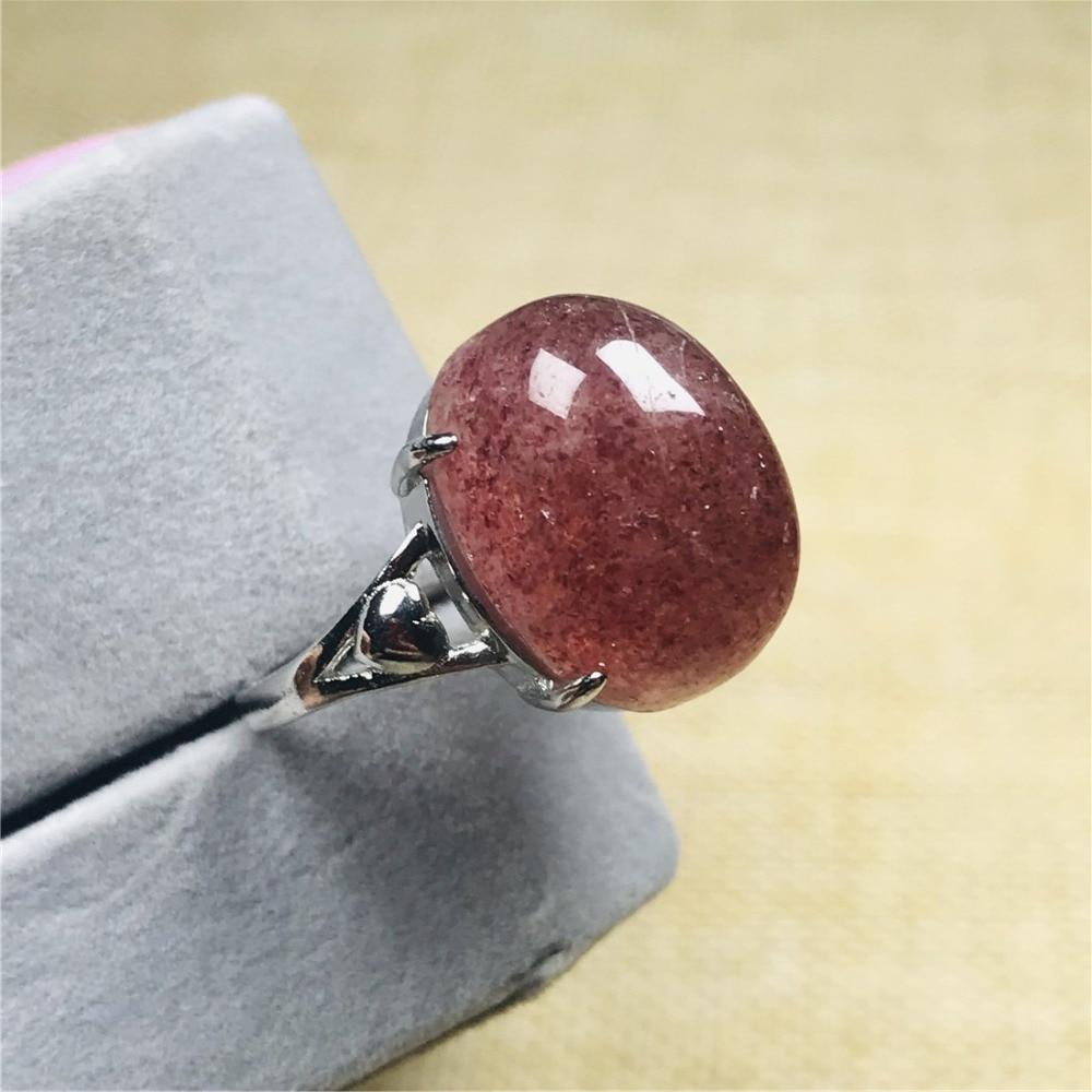 Strawberry Quartz Ring (13)