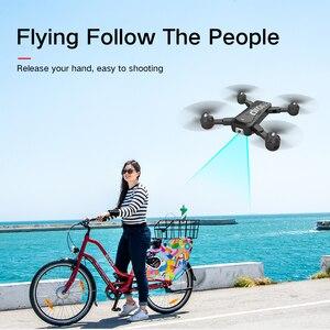 Image 5 - F88 Drone pliant RC quadrirotor pliable Portable WiFi Drones avec 4K HD caméra Altitude maintien Mode suivre Drone air selfie dron