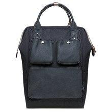 Летняя новая стильная модная сумка для подгузников, Уличная Повседневная детская продукция, трендовый рюкзак KT03