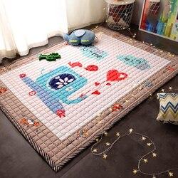 Детский игровой коврик, детский коврик для ползания, Детский развивающий коврик для малышей, коврик для активного отдыха, коврик для малыше...