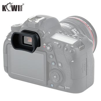 Aparat Eyecup wizjer okular do Canon EOS 5D Mark II 6D Mark II 90D 80D 70D 60D 77D 800D 760D zastępuje Canon Eb Ef tanie i dobre opinie KWIFOTOS KE-EF Canon 1500D 1300D 1200D 1100D 1000D 3000D Canon 800D 760D 750D 700D 650D 550D 500D 450D 100D