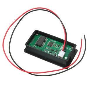 Image 4 - Pil test cihazı 12V/24V/36V/48V 8 70V LCD asit kurşun lityum pil kapasitesi göstergesi voltmetre gerilim pil test cihazı s araçları