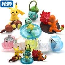 TAKARA TOMY Pokemon Pocket Monsters Doll Toys Mini Action Figure Children Gifts 5pcs/set