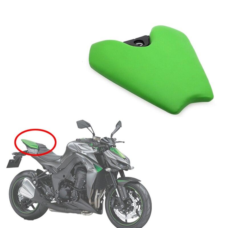 Motorcycle Tail Rear Seat Pillion Solo Cowl Cover Cushion Green for Kawasaki Z1000 Z-1000 2014-2020
